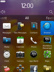 BlackBerry 9810 Torch - Internet - Internet browsing - Step 2