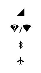 Motorola Moto X4 - Funções básicas - Explicação dos ícones - Etapa 2