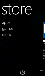HTC Windows Phone 8S - Applications - Downloading applications - Step 4
