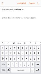 Samsung Galaxy A3 (2017) (A320) - E-mail - Escribir y enviar un correo electrónico - Paso 11