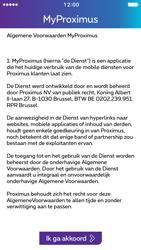 Apple iPhone SE - iOS 10 - Applicaties - MyProximus - Stap 13