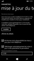 Microsoft Lumia 535 - Appareil - Mises à jour - Étape 8