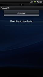 Sony Ericsson MT11i Xperia Neo V - E-mail - hoe te versturen - Stap 13