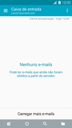 Samsung Galaxy S5 - Email - Configurar a conta de Email -  19