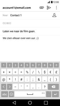 LG Stylus 2 (K520) - E-mail - Bericht met attachment versturen - Stap 10