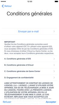 Apple iPhone 7 Plus - Premiers pas - Créer un compte - Étape 34