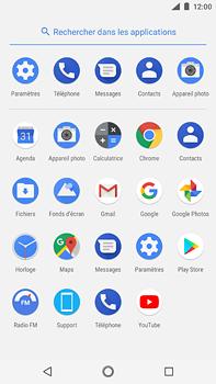 Nokia 6 (2018) - MMS - envoi d'images - Étape 2