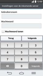 LG G2 Mini (D620) - E-mail - Handmatig instellen - Stap 11