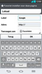 LG G2 - Internet - Hoe te internetten - Stap 7