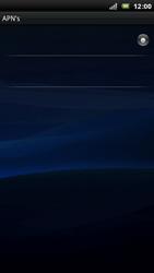 Sony Ericsson LT15i Xperia Arc - MMS - handmatig instellen - Stap 7
