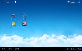 Huawei Mediapad S7-301u - Applicaties - Applicaties downloaden - Stap 1
