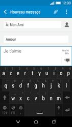 HTC Desire 510 - Contact, Appels, SMS/MMS - Envoyer un MMS - Étape 13