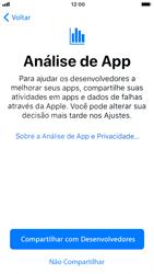 Apple iPhone 7 - iOS 12 - Primeiros passos - Como ativar seu aparelho - Etapa 25