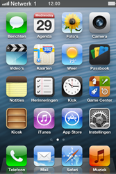 Apple iPhone 4S met iOS 6 (Model A1387) - Buitenland - Bellen, sms en internet - Stap 7