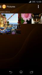 Sony D2203 Xperia E3 - Bluetooth - Transferir archivos a través de Bluetooth - Paso 7