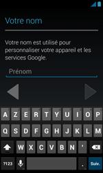 Bouygues Telecom Bs 402 - Premiers pas - Créer un compte - Étape 7