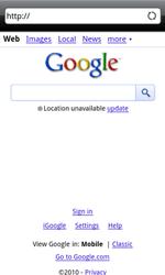 HTC A8181 Desire - Internet - Internet browsing - Step 4