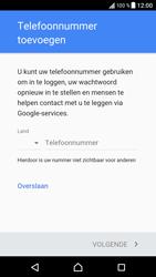 Sony Xperia XZ (F8331) - Applicaties - Account instellen - Stap 14