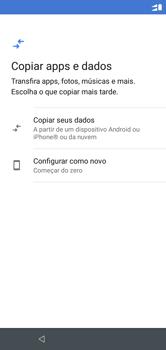 Motorola One - Primeiros passos - Como ativar seu aparelho - Etapa 10