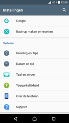 Sony Xperia X (F5121) - Software updaten - Update installeren - Stap 4