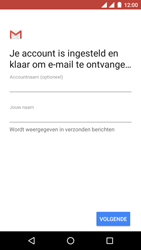 Android One GM5 - E-mail - handmatig instellen (outlook) - Stap 11