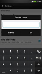 HTC One Mini - SMS - Manual configuration - Step 7