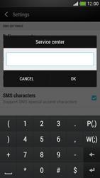 HTC One Mini - SMS - Manual configuration - Step 7