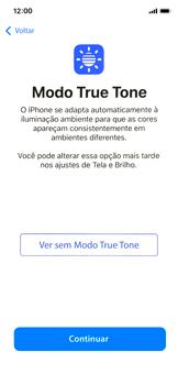 Apple iPhone X - iOS 12 - Primeiros passos - Como ativar seu aparelho - Etapa 28