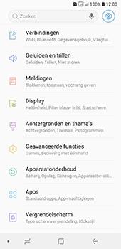 Samsung Galaxy A6 - Internet - handmatig instellen - Stap 4