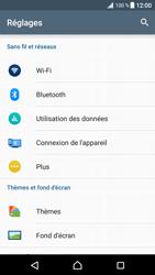 Sony Xperia XZ Premium - Internet et connexion - Partager votre connexion en Wi-Fi - Étape 4
