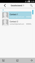 Huawei Y625 - E-mail - E-mails verzenden - Stap 7
