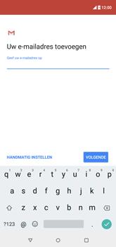 Wiko View 2 - E-mail - e-mail instellen: IMAP (aanbevolen) - Stap 9