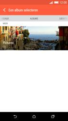 HTC Desire 816 - MMS - afbeeldingen verzenden - Stap 15