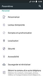 HTC U Play - Aller plus loin - Restaurer les paramètres d'usines - Étape 4