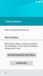 Motorola Moto G (3ª Geração) - Primeiros passos - Como ativar seu aparelho - Etapa 18