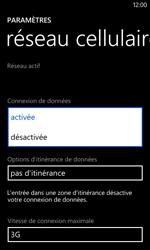 Nokia Lumia 620 - Internet - activer ou désactiver - Étape 6