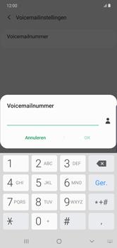Samsung galaxy-note-10-plus-single-sim-sm-n975f - Voicemail - Handmatig instellen - Stap 10