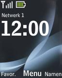 Nokia 2330 classic - Netwerk - gebruik in het buitenland - Stap 13