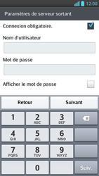 LG P875 Optimus F5 - E-mail - Configuration manuelle - Étape 13