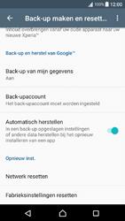 Sony Xperia XA1 - Device maintenance - Back up - Stap 10
