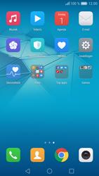 Huawei GT3 - E-mail - Hoe te versturen - Stap 3