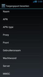Acer Liquid E2 - Mms - Handmatig instellen - Stap 13