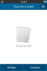 Samsung Wave M - E-mails - Envoyer un e-mail - Étape 4