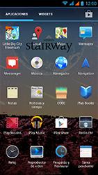 Wiko Stairway - Mensajería - Escribir y enviar un mensaje multimedia - Paso 3