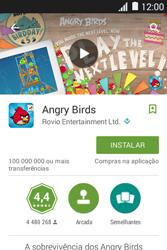 Samsung Galaxy Young II - Aplicações - Como pesquisar e instalar aplicações -  17