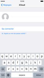 Apple iPhone 6s iOS 10 - Device maintenance - Back up - Étape 7