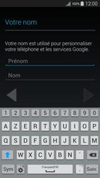 Samsung A500FU Galaxy A5 - Applications - Créer un compte - Étape 5