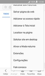 Samsung Galaxy J1 - Internet (APN) - Como configurar a internet do seu aparelho (APN Nextel) - Etapa 22