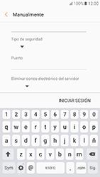 Samsung Galaxy A3 (2017) (A320) - E-mail - Configurar correo electrónico - Paso 11