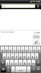 HTC X515m EVO 3D - MMS - afbeeldingen verzenden - Stap 4